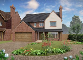 Thumbnail 5 bed detached house for sale in Firfield Avenue, Breaston, Derby