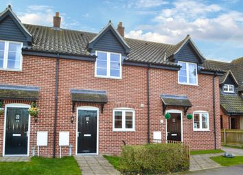 Thumbnail 2 bed terraced house for sale in Post Mill Lane, Stradbroke, Eye