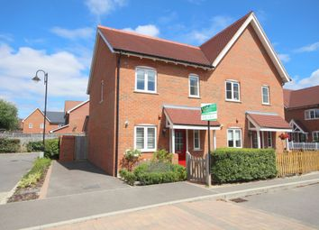 Cook Way, Broadbridge Heath, Horsham RH12. 3 bed semi-detached house