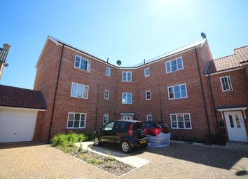 Thumbnail 2 bed flat for sale in Coot Drive, Sprowston, Norwich