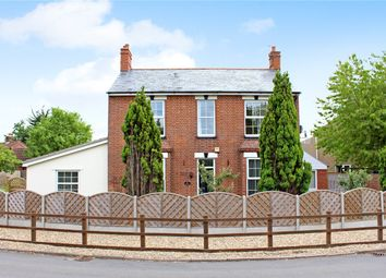 Thumbnail 4 bed detached house for sale in The Street, Gillingham, Norfolk