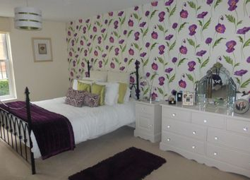Thumbnail 2 bed flat to rent in Beacon Mews, Lichfield