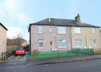 Thumbnail 2 bed flat for sale in Abbotsford Street, Falkirk