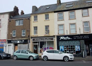 Thumbnail Retail premises for sale in 28 Duke Street, Whitehaven, Cumbria