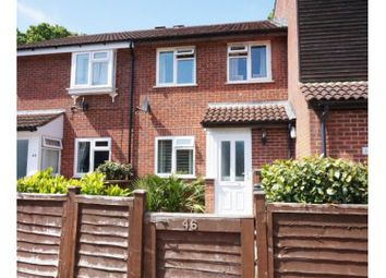 Thumbnail 3 bed terraced house for sale in Clover Mead, Taunton