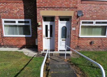 Thumbnail 2 bed flat for sale in Poplar Crescent, Dunston, Gateshead