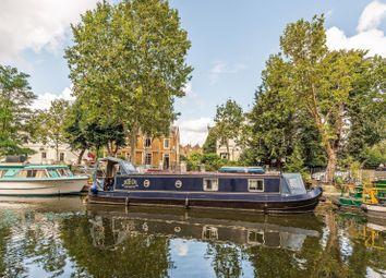 1 bed houseboat to rent in Blomfield Road, Little Venice W9