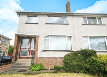 Thumbnail 3 bedroom semi-detached house for sale in Larchfield Drive, Rutherglen, Glasgow