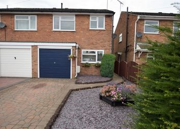 Thumbnail 3 bed semi-detached house for sale in Church Street, Denby Village, Ripley, Derbyshire