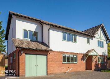 Thumbnail 4 bed detached house for sale in Chapel Hill, Bicton Heath, Shrewsbury, Shropshire