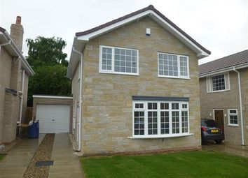 Thumbnail 3 bed detached house for sale in Springwood, Haxby, York