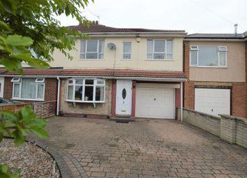 Thumbnail 3 bed semi-detached house for sale in Weston Park Avenue, Shelton Lock, Derby