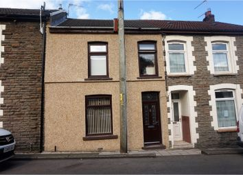 Thumbnail 3 bed terraced house for sale in New Road, Pontypridd