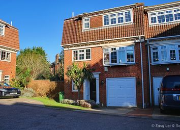 Thumbnail 3 bed town house for sale in Brittany Mews, St. Leonards-On-Sea
