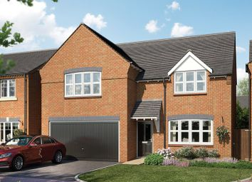 Thumbnail 5 bed detached house for sale in Cawston Lane, Rugby Warwickshire
