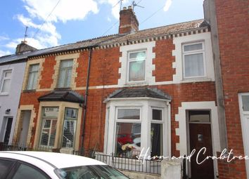 Thumbnail 2 bed terraced house to rent in Mortimer Road, Pontcanna, Cardiff
