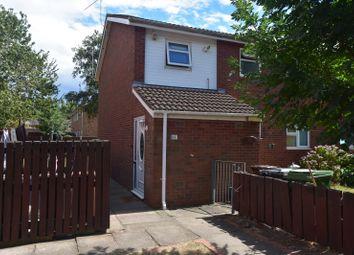Thumbnail 2 bed flat to rent in Whitburn Close, Wolverhampton