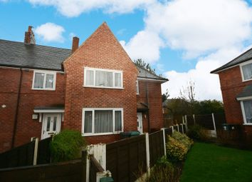 Thumbnail 3 bed terraced house for sale in Warsop Avenue, Wythenshawe, Manchester