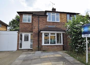 Thumbnail 3 bedroom semi-detached house to rent in Ashley Road, St. Johns, Woking