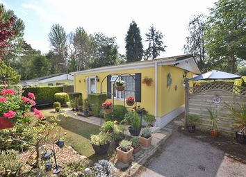 Thumbnail 1 bed mobile/park home for sale in Rowan Dale, Church Crookham, Fleet