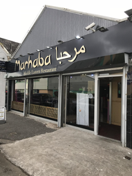 Thumbnail Restaurant/cafe for sale in Seaward Street, Glasgow