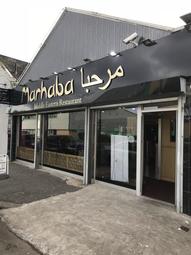 Thumbnail Restaurant/cafe for sale in Seaward Street, Glasgow