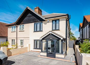 Thumbnail 3 bed semi-detached house to rent in Maidstone Road, Sidcup