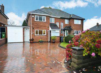 3 bed semi-detached house for sale in Hawkesbury Road, Shirley, Solihull B90