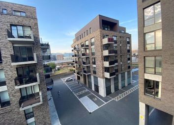 Thumbnail 1 bed flat to rent in Faircharm Docks, Creative Road, London