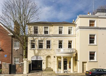 Thumbnail 5 bedroom town house for sale in Hyde Park Gate, Kensington London