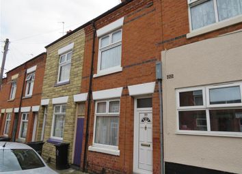 Thumbnail 2 bed terraced house to rent in Tewkesbury Street, Leicester