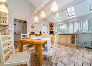 Thumbnail 4 bed link-detached house for sale in High Street, Turvey, Bedford, Bedfordshire