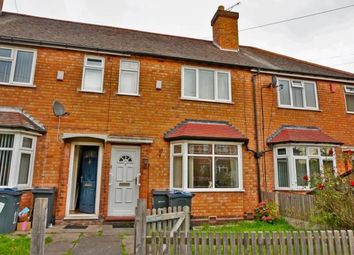 Thumbnail 2 bedroom terraced house to rent in Tufnell Grove, Birmingham