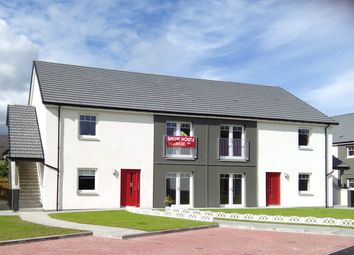 Thumbnail 2 bed flat for sale in Granish Way, Aviemore