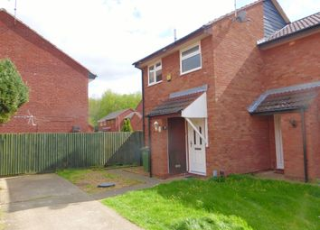Thumbnail 2 bed semi-detached house for sale in Hedgelands, Werrington, Peterborough