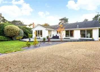 Avon Avenue, Avon Castle, Ringwood, Hampshire BH24. 3 bed detached bungalow
