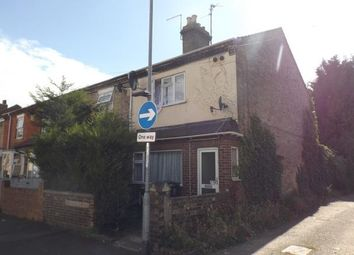 Thumbnail 3 bed end terrace house for sale in Cromwell Road, Peterborough, Cambridgeshire