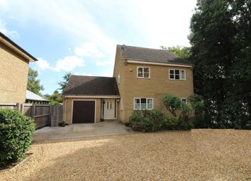 Thumbnail 4 bed detached house for sale in Overend, Elton, Peterborough