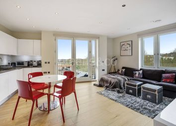 Thumbnail 1 bed flat for sale in Mill Apartments, 1-7 Mill Lane, London