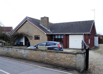 Thumbnail 4 bed detached bungalow for sale in Common Road, Thorpe Salvin, Worksop, Nottinghamshire