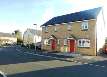 Thumbnail 3 bed semi-detached house for sale in Castleton Grove, Haverfordwest, Pembrokeshire