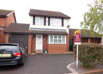 Thumbnail 3 bed detached house for sale in Bishops Road, Abbeymead, Gloucester