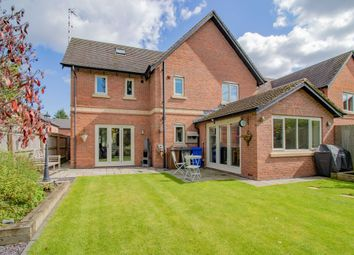 Thumbnail 5 bed detached house for sale in Astill Pine Close, Breaston, Derby