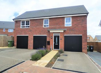 Thumbnail 2 bed flat for sale in Jupiter Way, Wellingborough