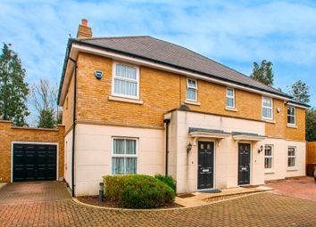 Thumbnail 3 bed semi-detached house for sale in Hedges Way, Croxley Green, Rickmansworth