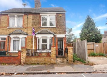 Thumbnail 2 bed semi-detached house for sale in Cranford Road, Dartford
