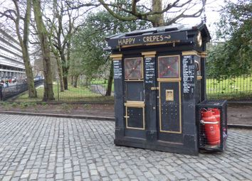 Thumbnail Retail premises for sale in Former Police Box, George Square, Edinburgh