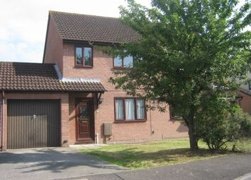 Thumbnail 3 bed semi-detached house to rent in Leyton Drive, Bridgwater
