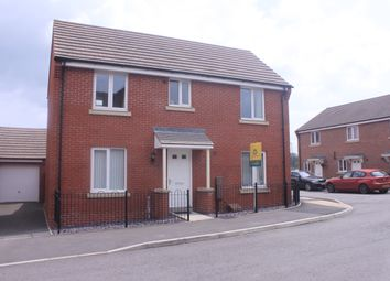 Thumbnail 4 bed detached house for sale in Selsdon Close, Wythall, Birmingham