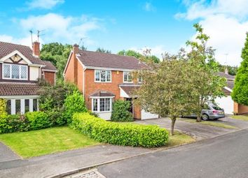 Thumbnail 4 bed detached house for sale in Linford Court, Bramcote, Nottingham
